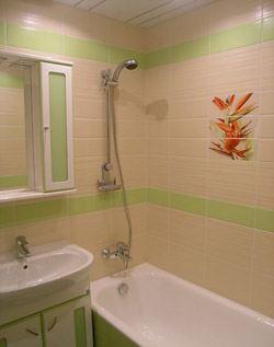Ремонт ванной в Омске