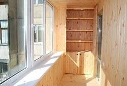 Отделка, ремонт, утепление, балконов и лоджий г. Омск