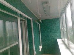 козырьки на балкон в Омске